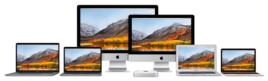 OS X Yosemite -- Every bit as powerful as it looks.
